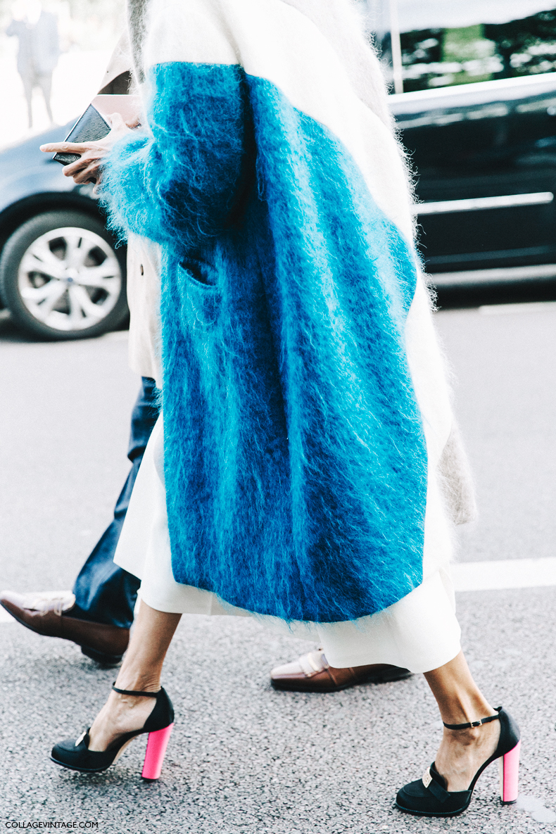 How To Style: Oversized Coats – Who Cares, It's Art