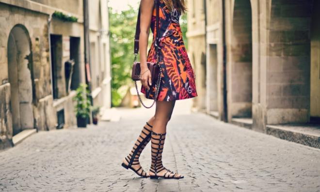 street-style-gladiator-flat-sandals