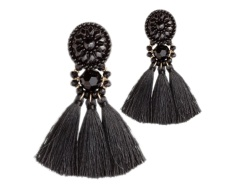 Tassled Earrings