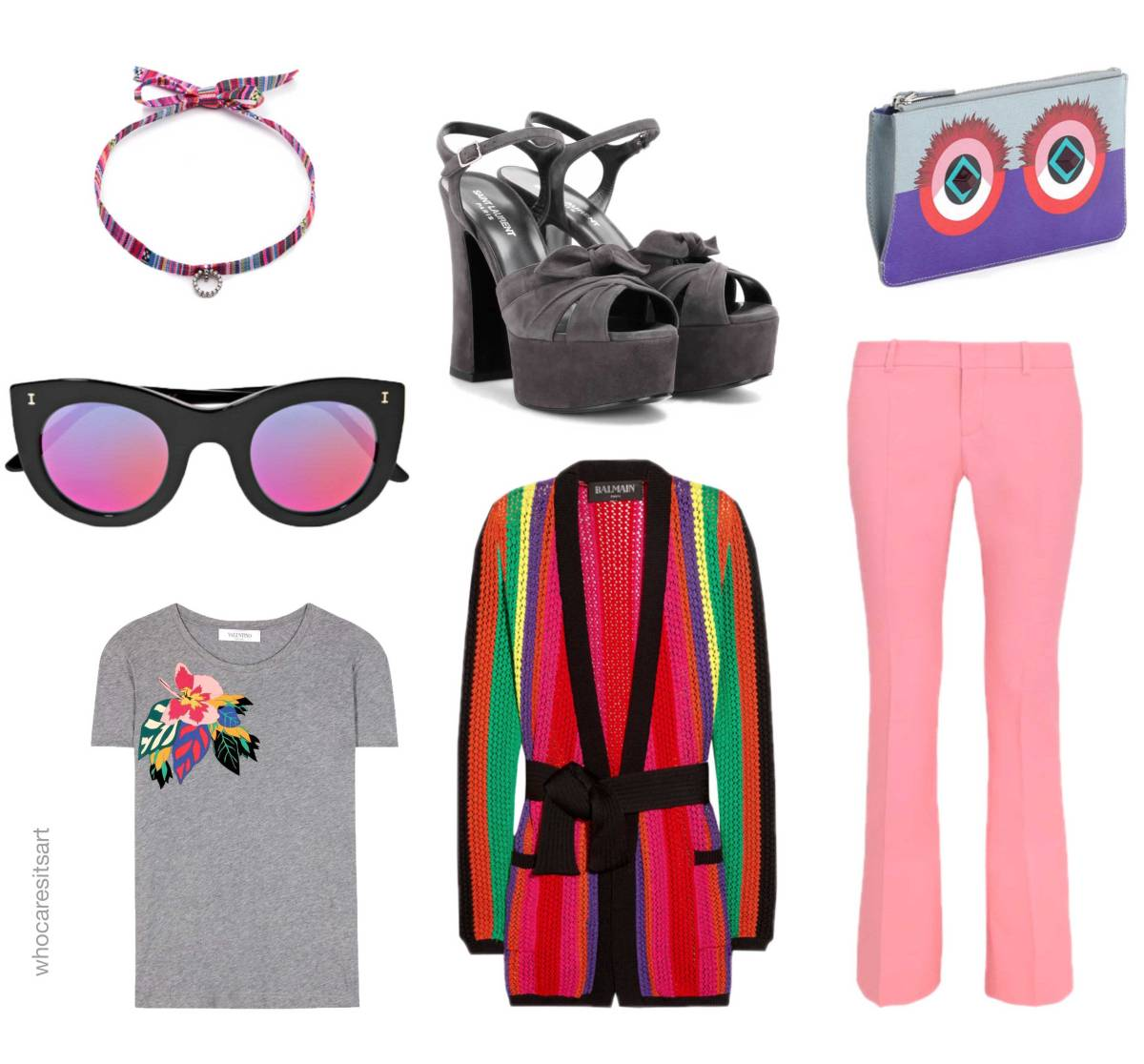 Shop The Trend: Colour Punch