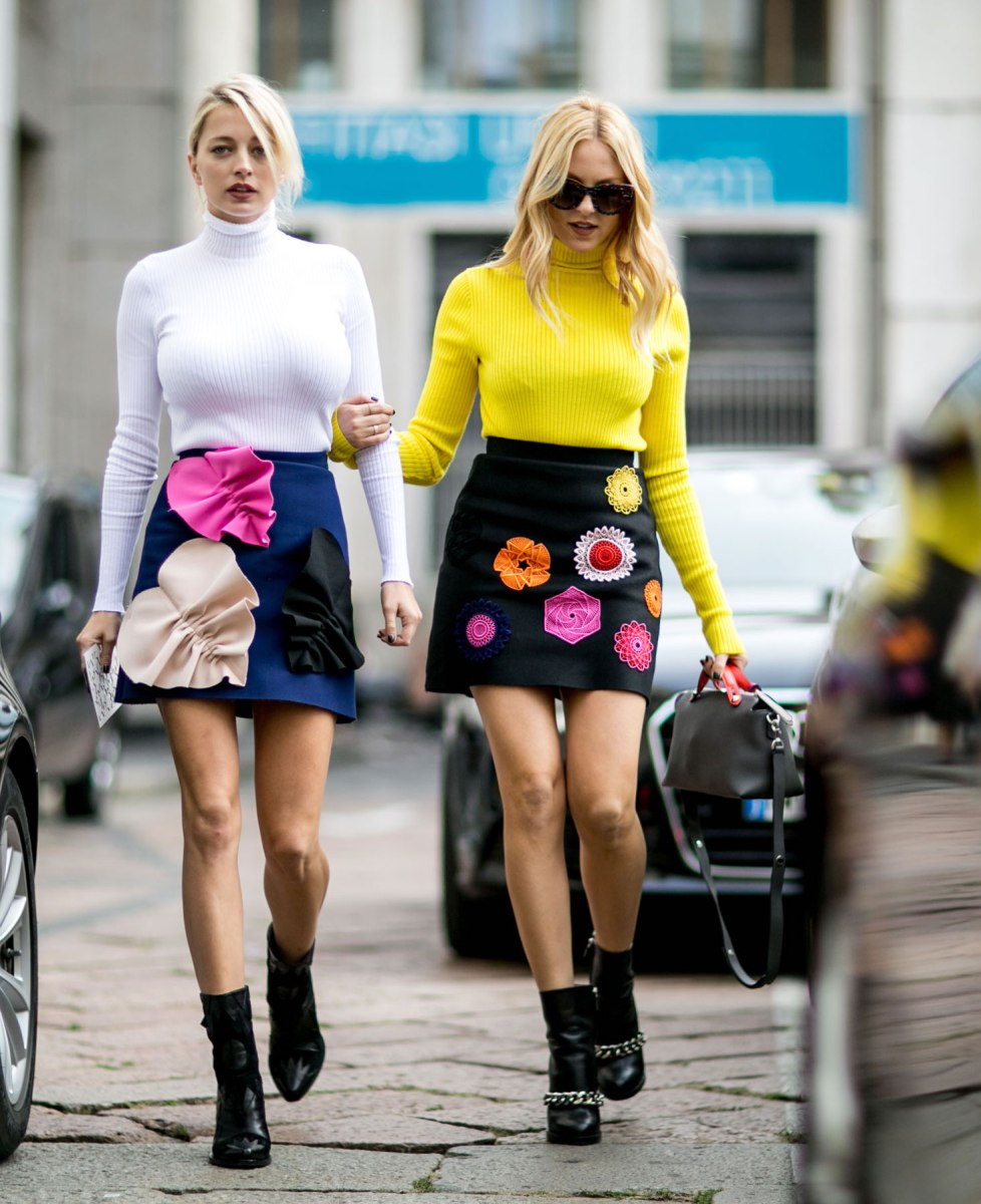 Street Style Trends For Spring