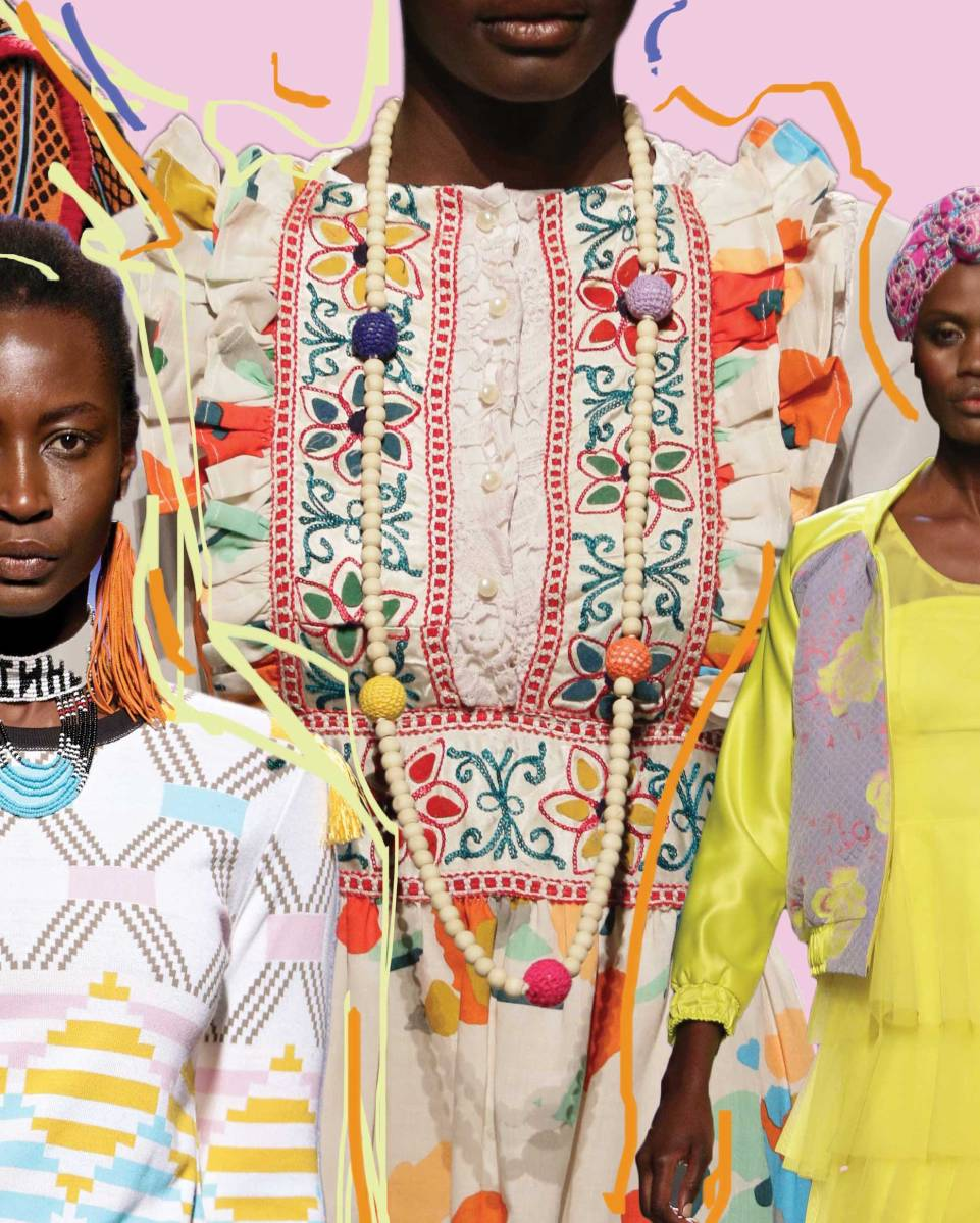 Five Must-See Designers At Mercedes Benz Fashion Week